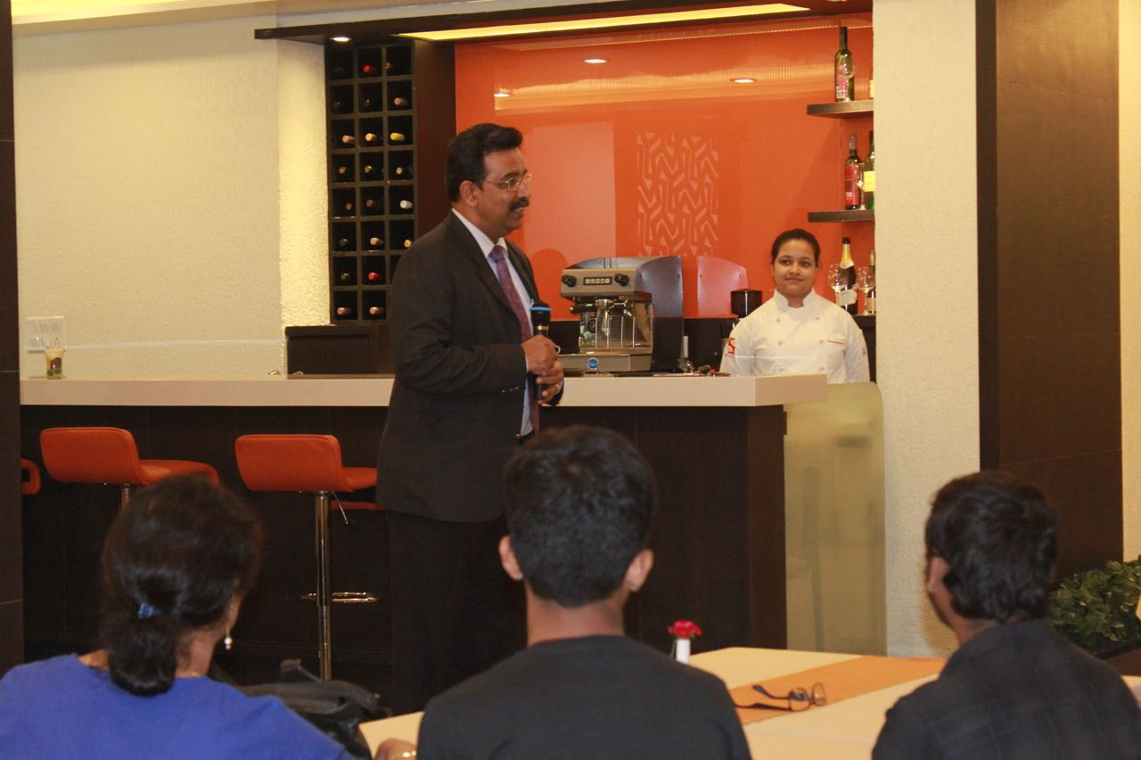 Institute of hospitality management in india